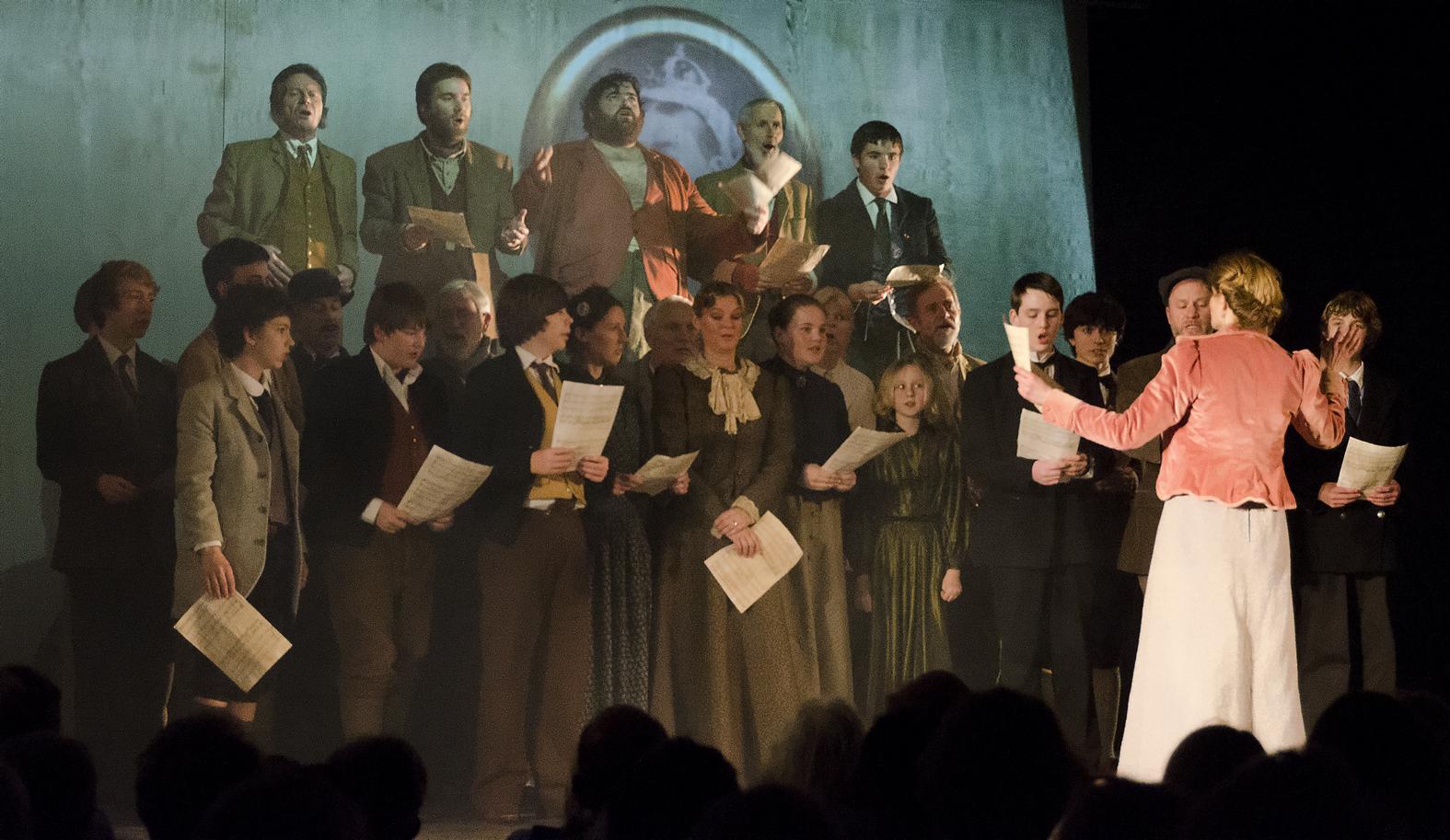 Tin Community Chorus, 2012