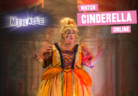 Read all about last year's Christmas show & watch Cinderella on Miracle's YouTube Channel here