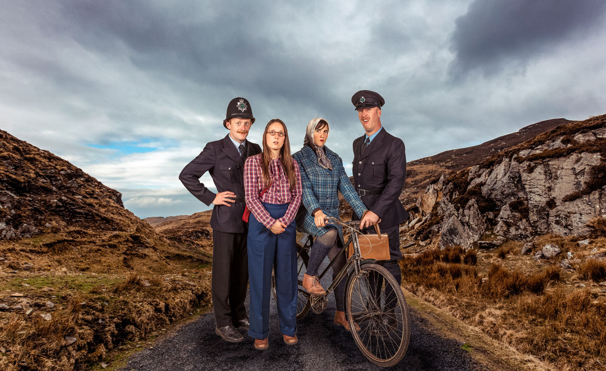 'The Third Policeman' by Flann O'Brien  photo by Kirstin Prisk